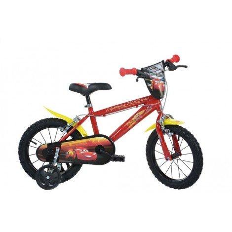 Детско колело Cars 3 - 14''